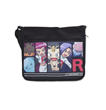 Umhängetasche Pokémon - Team Rocket Messenger Bag