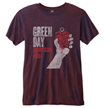 T-Shirt Green Day 241969