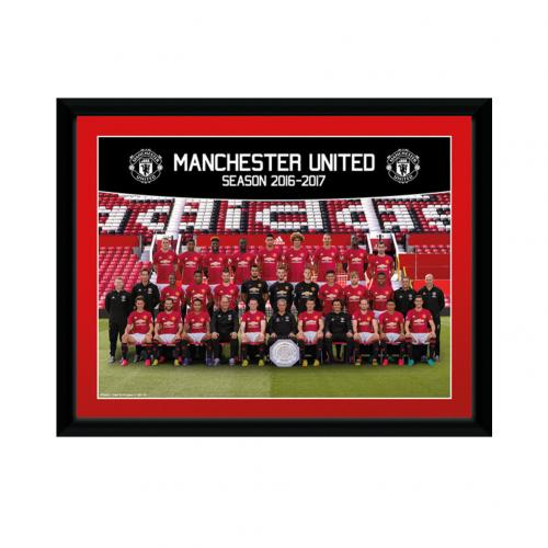 Poster Manchester United FC 242070