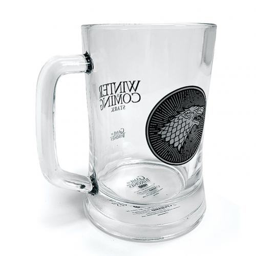 Krug Game of Thrones  (Game of Thrones) Tankard Stark