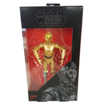 Star Wars Black Series Actionfigur C-3PO 2016 Exclusive 15 cm