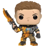 Gears of War POP! Games Vinyl Figur JD Fenix Slimed GITD 9 cm