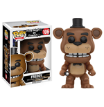 Five Nights at Freddy's POP! Games Vinyl Figur Freddy 9 cm