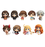 The Idolmaster Cinderella Girls Vol. 01 Mini-Figuren 5 cm Chibi Minicchu Sortiment (9)