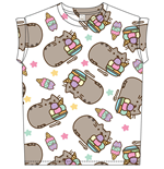 T-Shirt Pusheen Ice Cream