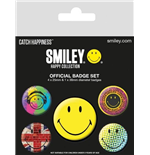 Brosche Smiley 242323