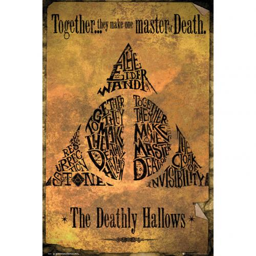 Poster Harry Potter Deathly Hallows 226.
