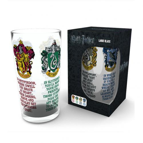 Glas Harry Potter