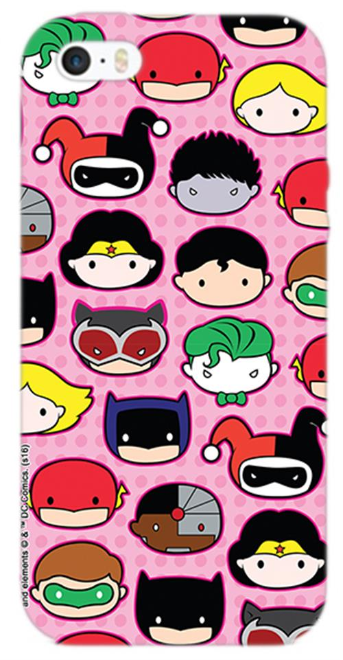 iPhone Cover Superhelden DC Comics 242495