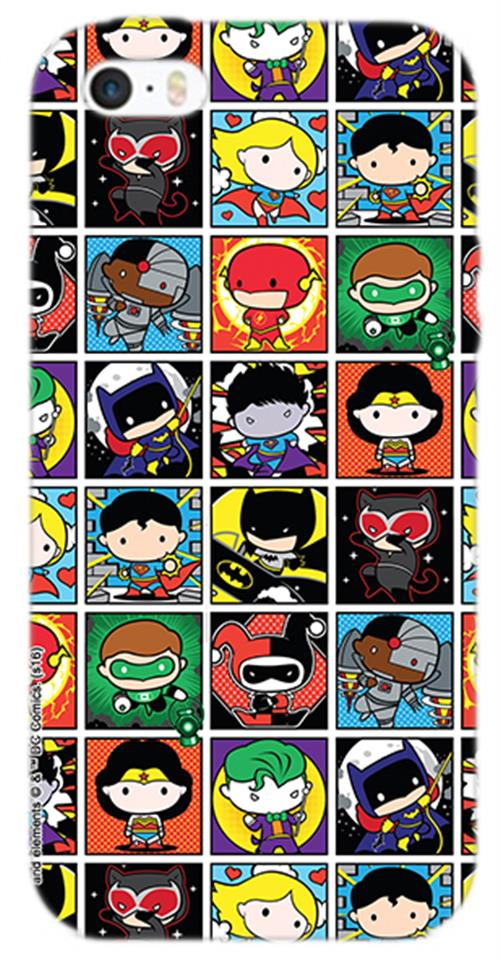 iPhone Cover Superhelden DC Comics 242496