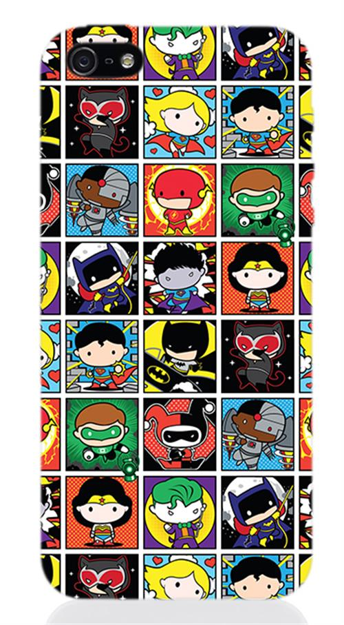 iPhone Cover Superhelden DC Comics 242505