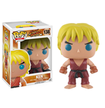 Street Fighter POP! Games Vinyl Figur Ken 9 cm