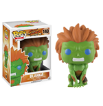 Street Fighter POP! Games Vinyl Figur Blanka 9 cm