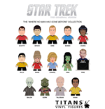 Star Trek TOS Sammelfiguren Where No Man Has Gone Before Collection Titans Display 8 cm (20)