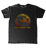 T-Shirt Mortal Kombat 242735