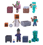 Minecraft Actionfiguren 8 cm Sortiment (9)