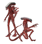 Aliens Genocide Actionfiguren Doppelpack Big Chap & Dog Alien 23 cm