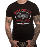 T-Shirt Deep Purple 242815