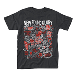 T-Shirt New Found Glory  243053