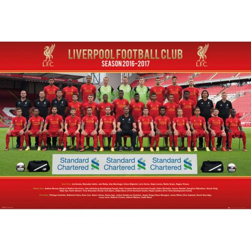 Poster Liverpool FC 243085