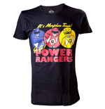 T-Shirt Power Rangers  243096