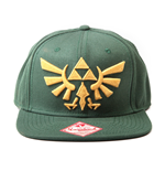 Kappe The Legend of Zelda - Twilight Princess mit goldenen Triforce Logo