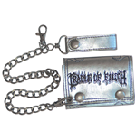 Geldbeutel Cradle of Filth - silver Fifth LW
