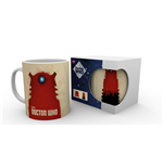 Doctor Who Tasse Shadowfield Dalek heo Exclusive