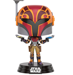 Star Wars Rebels POP! Vinyl Wackelkopf-Figur Sabine In Helmet 9 cm
