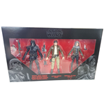 Star Wars Rogue One Black Series Actionfiguren 3er-Pack Rebels vs. Imperials 2016 Exclusive 15 cm