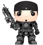 Gears of War POP! Games Vinyl Figur Marcus Fenix 9 cm