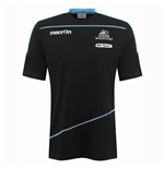 T-Shirt Glasgow Warriors 2016-2017 (Schwarz)