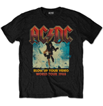 AC/DC T-Shirt für Männer - Design: Blow Up Your Video