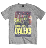 T-Shirt Doctor Who Daleks