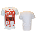 T-Shirt Death Row  Records - in weiss. Dr. Dre