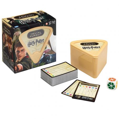 Spielzeug Harry Potter Edition Trivial
