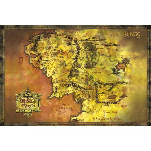 Poster The Lord of the Ring 244088