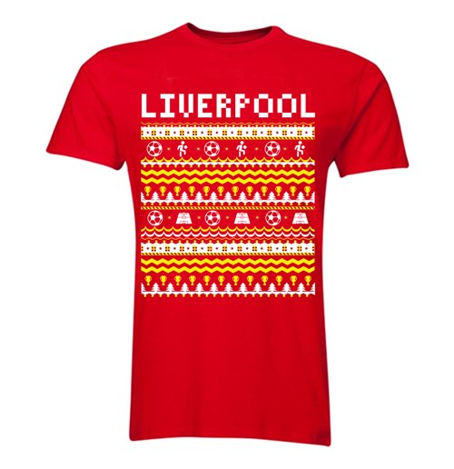 T-Shirt Liverpool FC (Rot)