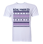 T-Shirt Real Madrid (Weiss) - Kinder