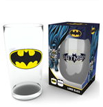DC Comics Glas Batman Logo