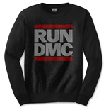 Run DMC  langärmeliges T-Shirt Run DMC Logo