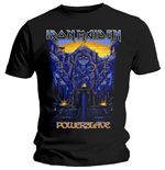 T-Shirt Iron Maiden: Dark Ink Powerslaves