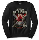 Longsleeve Trikot Five Finger Death Punch Zombie Kill