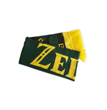 Schal The Legend of Zelda - Knitted Scarf with Printed Straps
