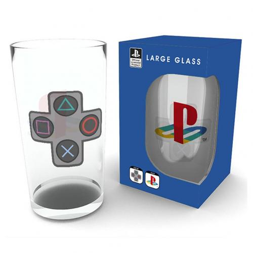 Glas PlayStation 244508