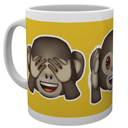 Tasse Emoki Monkeys