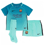 Trikot Barcelona 2016-2017 Third Nike Little Boys Mini Kit