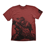 T-Shirt Gears of War 4 Men-s Fenix