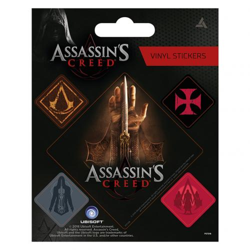 Aufkleber Assassins Creed  244882
