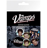 Brosche The Vamps 244926